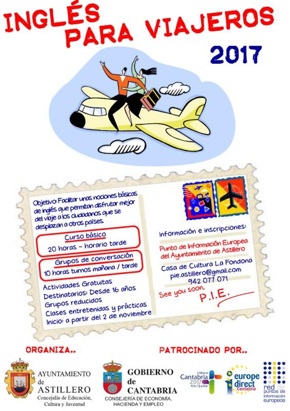 Vuelven los cursos de inglés para viajeros a Astillero - Noticias ...